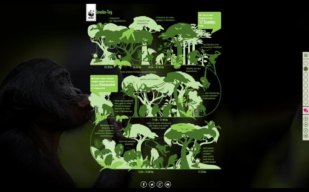 Die Bonobos sind in Gefahr! - WWF Deutschland Kopie